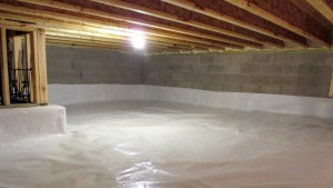 basement waterproofing