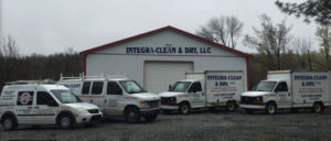 Water Damage Clarks Summit PA