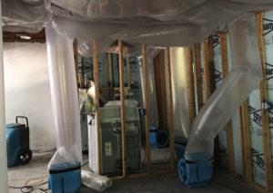 water damage repair Scranton PA
